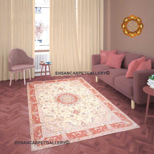قالیچه اولیا لچک ترنج