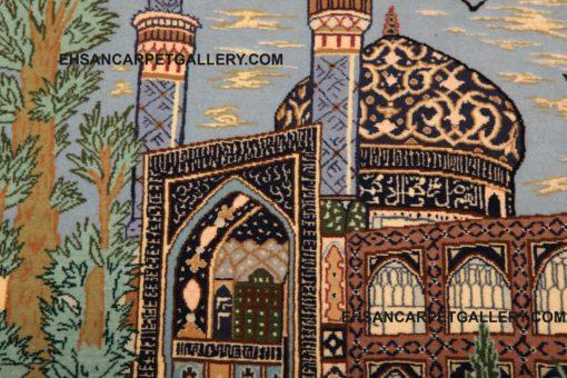 تابلو فرش مسجد شیخ لطف الله