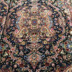 فرش ابریشمی سالاری تبریز