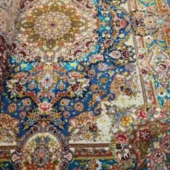 قالیچه ابریشمی سالاری تبریز